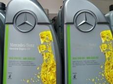 Mercedes sürətlər qutusu yağları