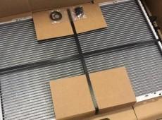 BMW 750i,iL E38 su radiatoru