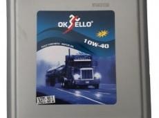 Oksello 10w40 Tam Sentetik Cl4, 20L