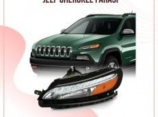 Jeep Cherokee Led Fara dəsti