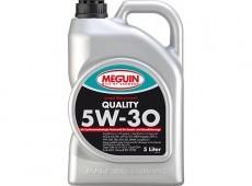 Megol 5W-30, 5L quality