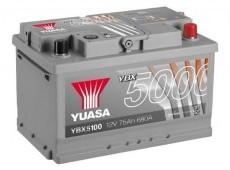 Yuasa YBX5100 12V,75Ah,680A