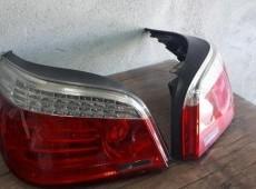 BMW E60 arxa stoplar restayling