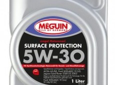 Meguin megol Motorenoel Surface Protection SAE 5W-30