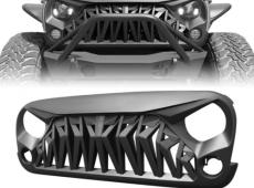 Jeep wrangler, Radiator barmaqligi