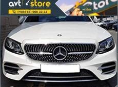 Mercedes W117 radiator barmaqlığı