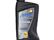 ALPINE, 75W-90, 1L