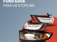 Ford Edge faralar