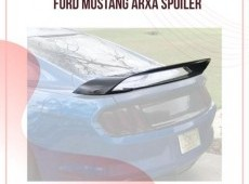 Ford Mustang, GT spoiler