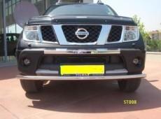Nissan Navara Tetri Front, ön qoruyucu