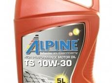 Alpine, 10W-30, 5L
