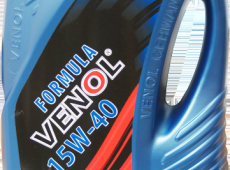 Venol, 15W40, 5L
