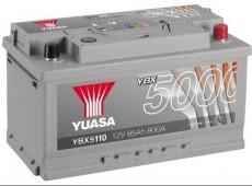 Yuasa YBX5110, 12V,85Ah,800A