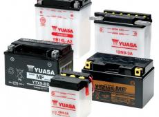 Yuasa Battery 85Ah 12V 800A (EN) (317x175x175) YBX5110-085 KR