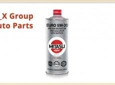 Mitasu Euro Diesel 5W-30 sürtgi yağı