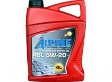 Alpine, 5W-20, 4L