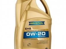 RAVENOL EHS SAE 0W-20