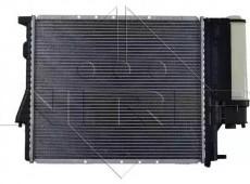 Bmw 5 E39 su radiatoru