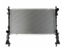 Ford mustang su radiatoru