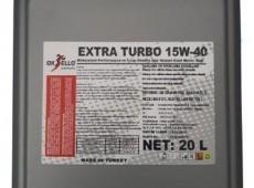 Oksello Extra Turbo 15W40, 20L