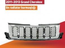 Grand Cherokee radiator barmaqlığı