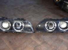 BMW E39 ön faralar