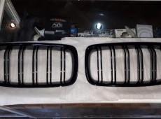 BMW F30 radiator barmaqlıqı