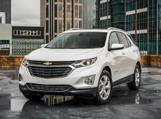 Chevrolet Equinox ehtiyat hissələri