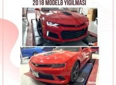 Chevrolet Camaro, Body Kit dəsti