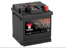 Yuasa YBX3000 SMF Batteries  YBX3202 12V 40Ah 360A