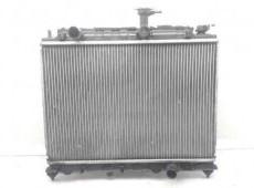 Kia Rio, su radiatoru