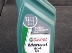 Castrol manual GL-4, 140