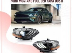 Ford Mustang Led Farsı