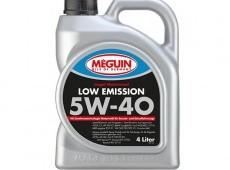 Megol 5W-40, 4L compatible