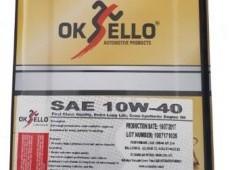 Oksello 10w40 Yari Sentetik CI,4,16 LT