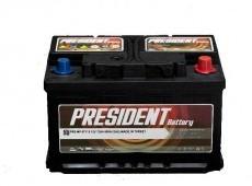 President, 72AH