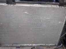 C-class, tam orjinal radiator