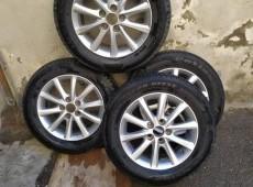 Toyota disk təkərləri R16