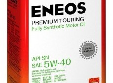 Eneos 5W-40,  4L Fully Synthetic