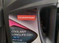 Champion antifiriz, 4L
