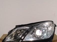 Mercedes W212 qabaq fara