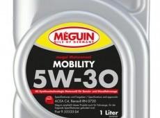 Meguin megol Motorenoel Mobility SAE 5W-30