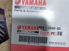 Yamaha yag filtri