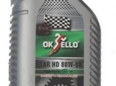Oksello 80w90 GL4, 1L
