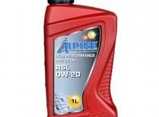 Alpine, 0W-20, 1L