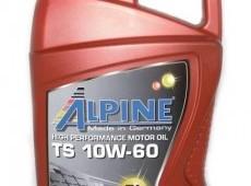 Alpine, 10W-60, 5L