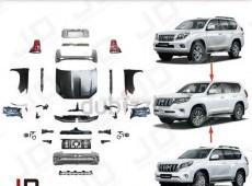 Toyota Prado Full tuning dəsti