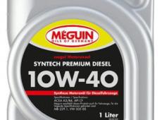 Megol 10W-40, 1L PREMIUM