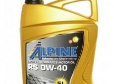 Alpine, 0W-40, 5L