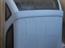 Amarok Canopy with pop out windows-primer baqaj